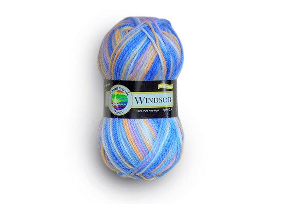 Countrywide Yarns Windsor Print 8 ply DK