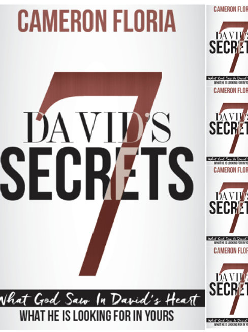 'David's Seven Secrets' Hardcover Christmas 5-Pack