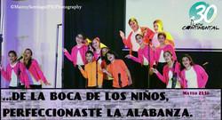 Latin Continental Kids