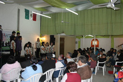 Mexican Continental concert