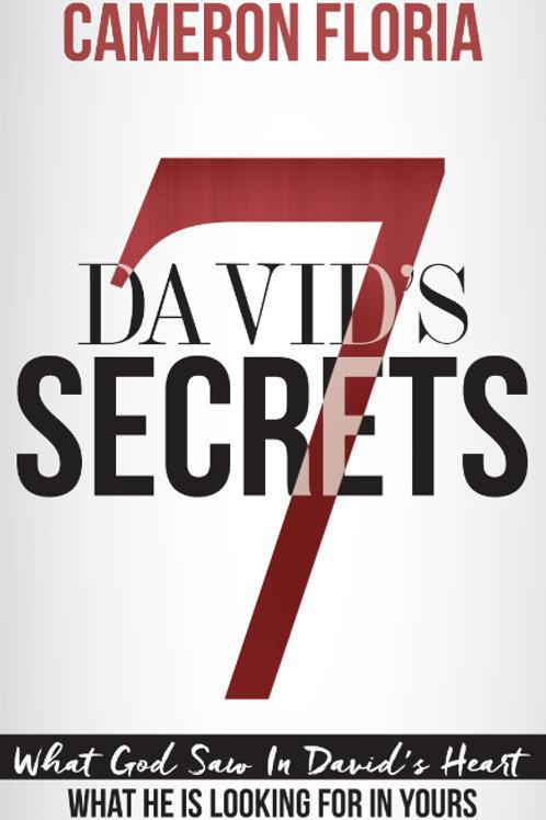 'David's Seven Secrets' Hardcover