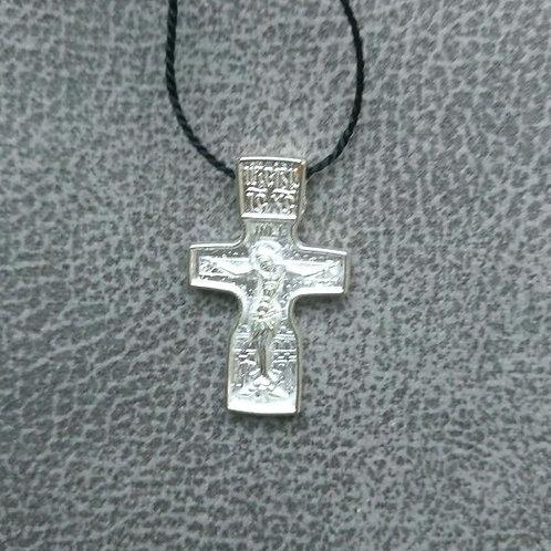 Крест №3 под толстую цепочку