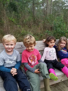Our preschool class had a fun adventure