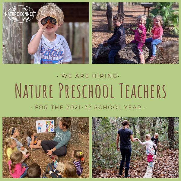 Hiring Nature PS Teachers.png