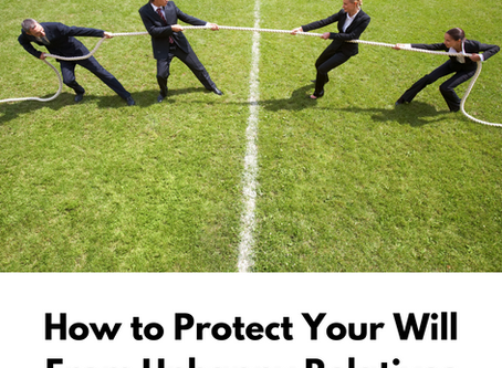 Four Reasons Your Will May Be Contested in Court