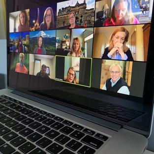Zoom Staff Meetings