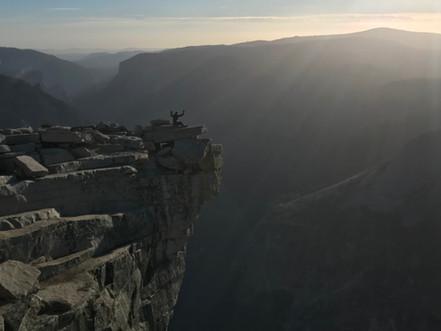 Half Dome Hike in Yosemite National Park