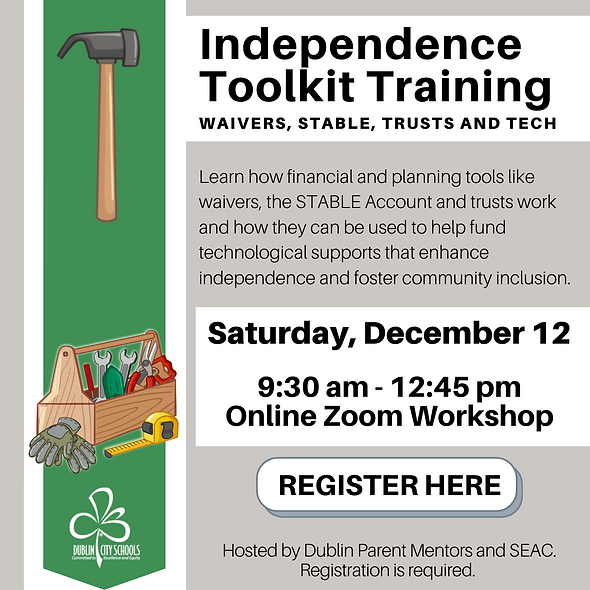 Copy of Copy of The Independence Toolbox