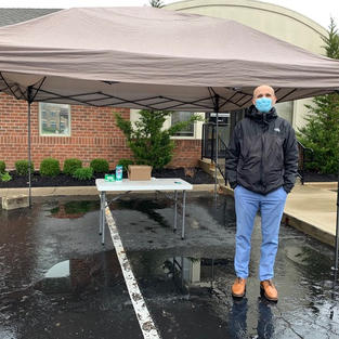 """Logan on Signing Day (aka the """"Lamest Tailgate Ever"""")"""