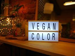 Vegan Color Aborigin