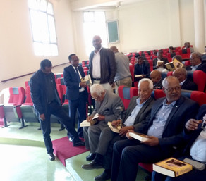 Lecture - The Ethiopian Education System: Past, Present & Future - Addis Ababa - December 28, 2018