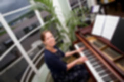 Victoria Wilson event pianist