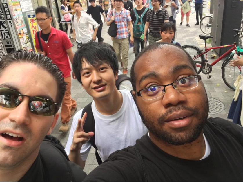 Japan: Coins, Colleagues and Pokemon Go!