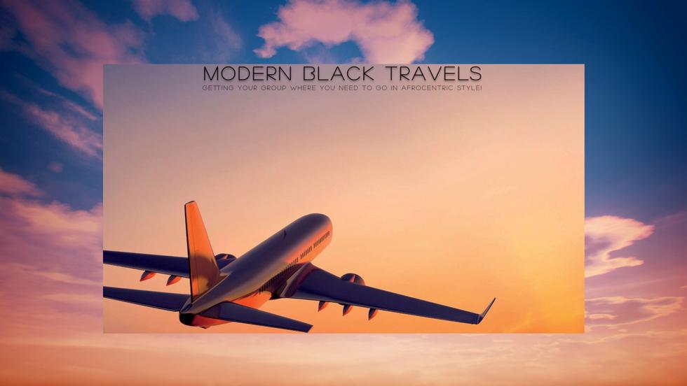 Modern Black Travels