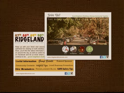Ridgeland Block Club Association