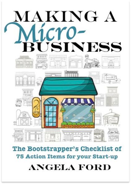 A Bootstrapper's Checklist
