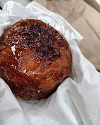 Kouign-amann smørig karameliserad fransk