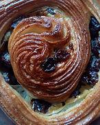 Pain au raisin! Handkavlet croissant snu