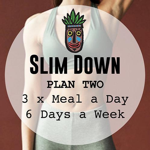 Slim Down Plan 2