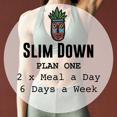 Slim Down Plan 1