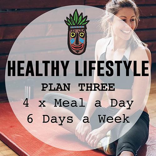 Healthy Lifestyle 3