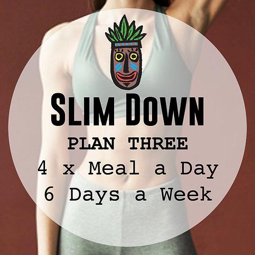 Slim Down Plan 3