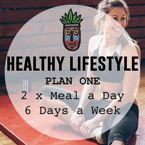 Healthy Lifestyle Plan 1