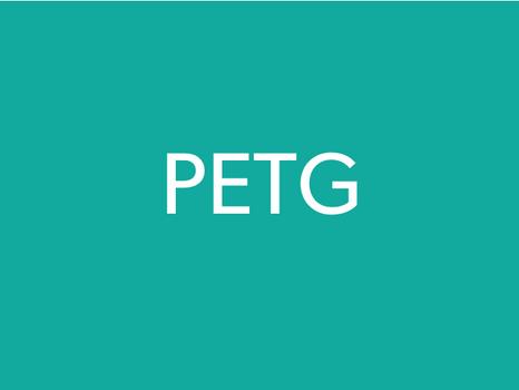 PETG - Material Datasheet