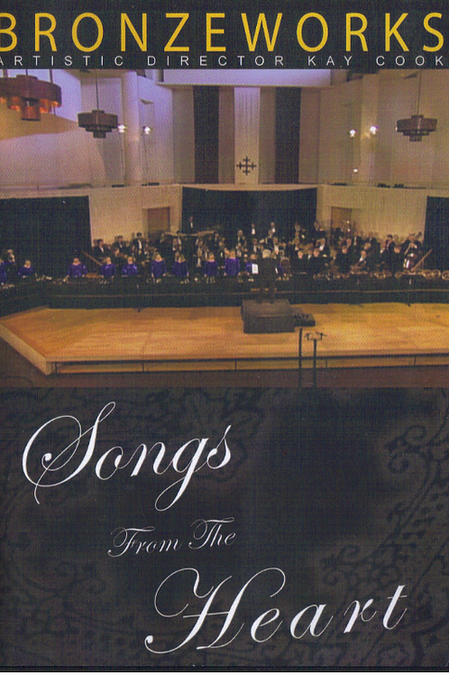 Songs From the Heart DVD