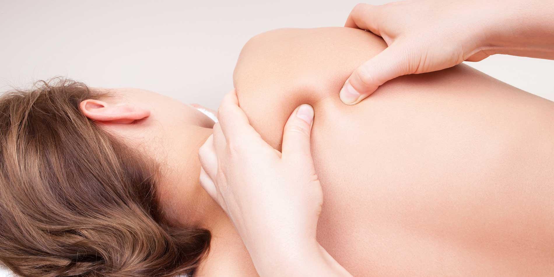 Deep Tissue Massage - 30 Minutes