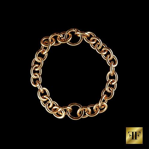 Colar  Chanel Gold