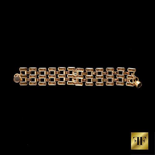 Bracelete Tiffany Gold