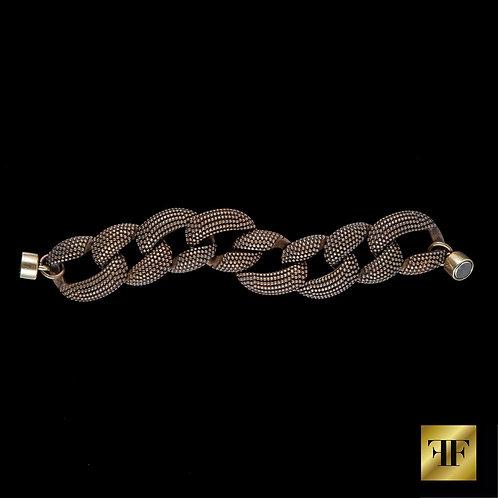 Bracelete Versace Ouro Velho