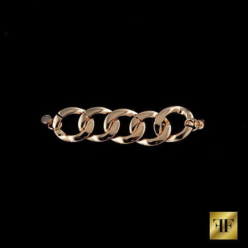 Bracelete Elos Gold