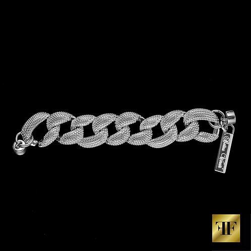 Bracelete Elos Pratead