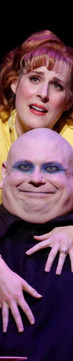 Uncle Fester in The Addams Family International Tour