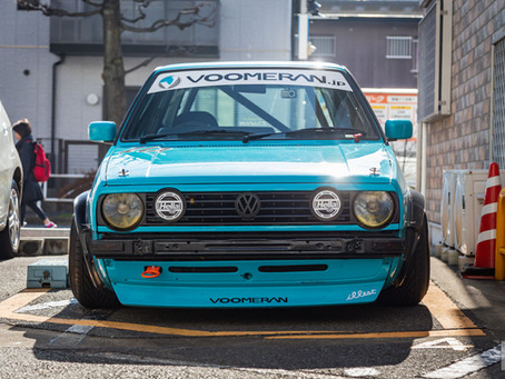 Euro Tuning with JDM Flavour