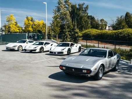 The Forgotten Ferrari