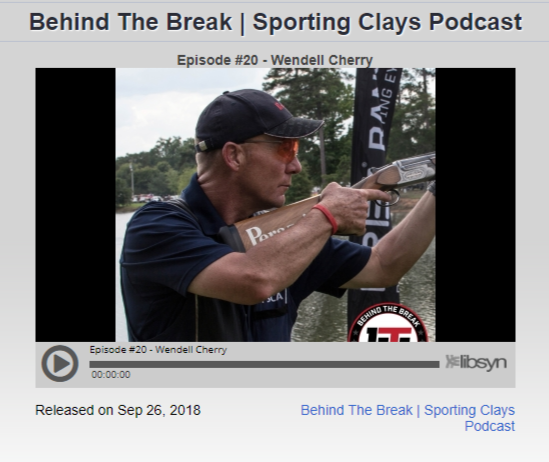 Behind the Break Podcast Interview