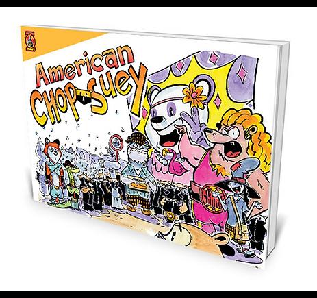 American Chop Suey graphic novel