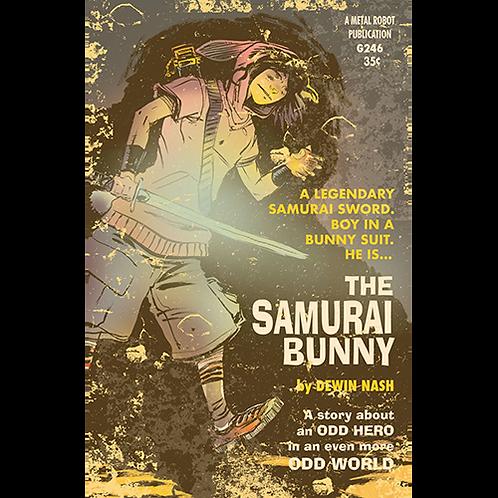 The Samurai Bunny