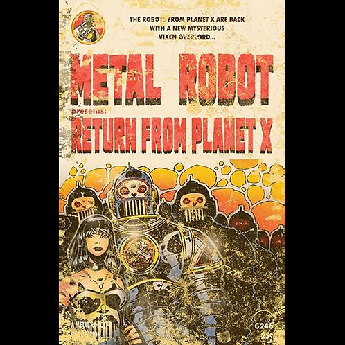 ReturnFrom Planet X