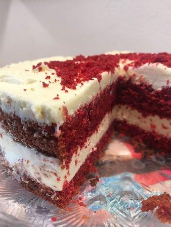 Rocambolo - torta red velvet