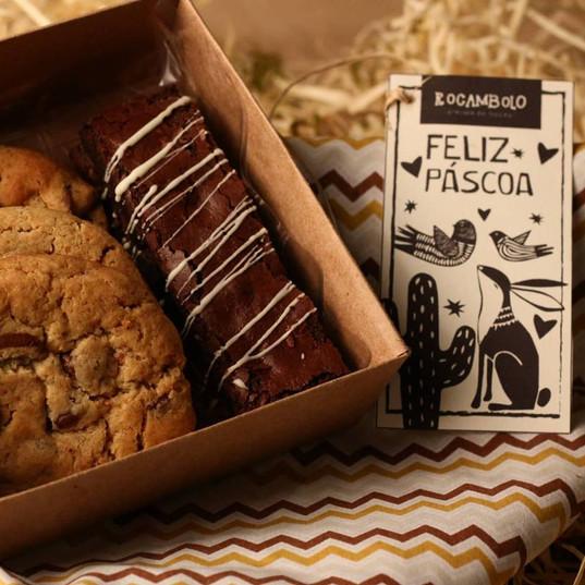 Rocambolo - cookies