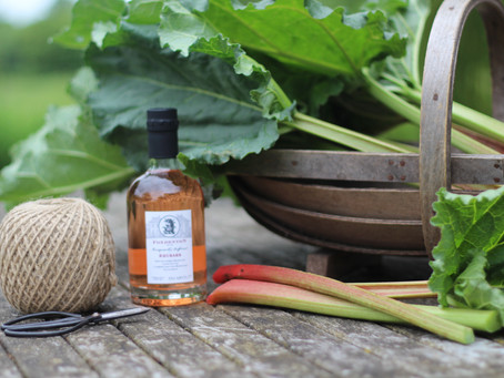 How rhubarb gin can transform your G&T