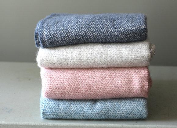 British Wool Throws