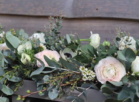 Favourite flowers for spring weddings