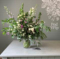 Flower Arranging Wiltshire