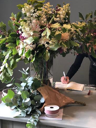 Florist shop Salisbury Wiltshr