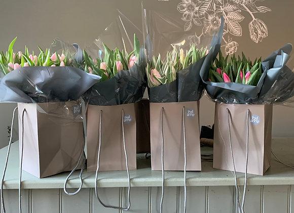 Luxury Tulip Bouquet